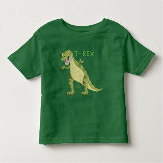 Dinossauro de T-REX Camiseta Infantil