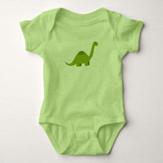 dinossauro do bebê body para bebê