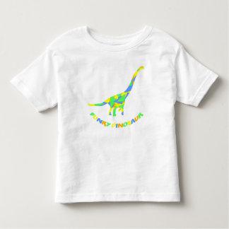 Dinossauro Funky T-shirts