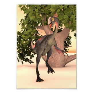 Dinossauro Gigantoraptor Impressão De Foto
