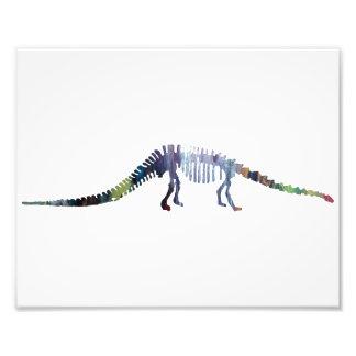 Dinossauro Impressão De Foto