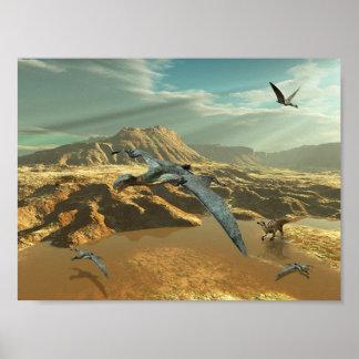 Dinossauro Pôster