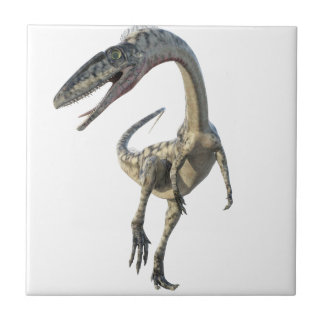 Dinossauro Runiing do Coelophysis à parte