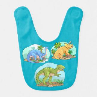dinossauros babador