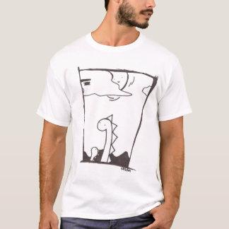 Dinossauros Camiseta
