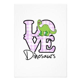 Dinossauros do amor