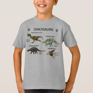Dinossauros! T-shirt