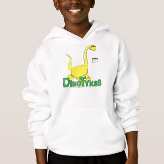 Dinotykes Dippy é um Hoodie do Diplodocus