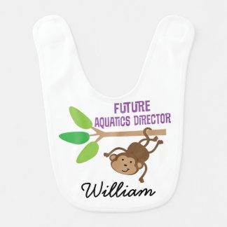 Diretor futuro Personalized Bebê Babador dos