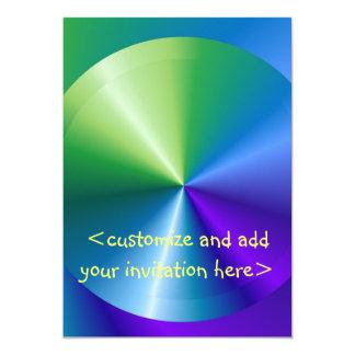 Disco de brilho:  Disco de brilho Convite 12.7 X 17.78cm