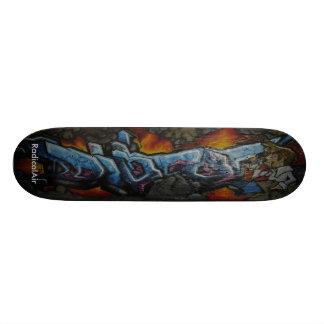 Disco Skateboard