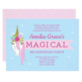 Disposição #3 do convite do aniversário do