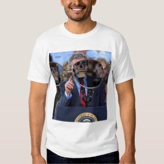 ditador arbusto tshirts