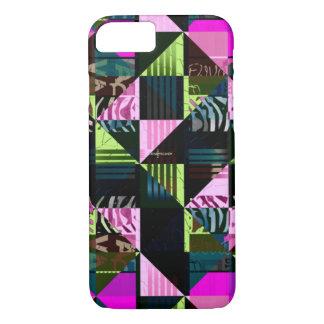 Diva cor-de-rosa fluorescente Trippy Capa iPhone 7