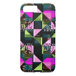 Diva cor-de-rosa fluorescente Trippy Capa iPhone 7 Plus