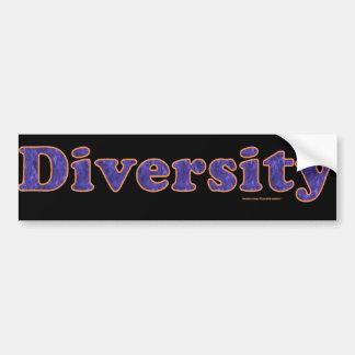 Diversidade Adesivo Para Carro