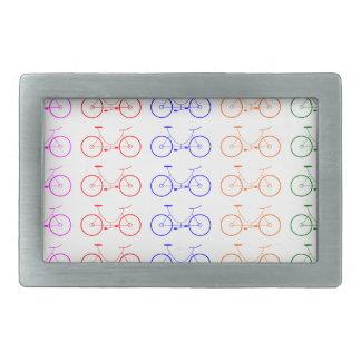 Diverso bycicle colorido