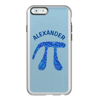 Divertimento azul do nerd da ciência do geek da capa incipio feather® shine para iPhone 6