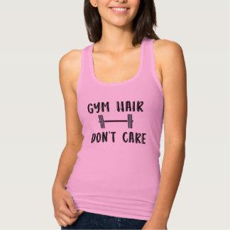 Divertimento da malhação; O cabelo do Gym, não se Tshirts