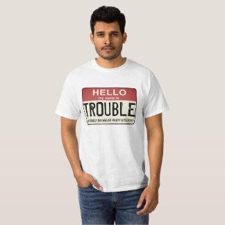 Divertimento do despedida de solteiro camiseta