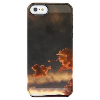 DivineClound Iphone Case Capa Para iPhone SE/5/5s Transparente
