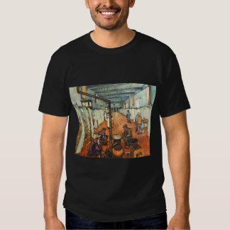 divisão no hospital na divisão dos arles no camisetas