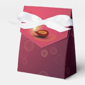 Diwali feliz brilhante Diya - barraca da caixa do