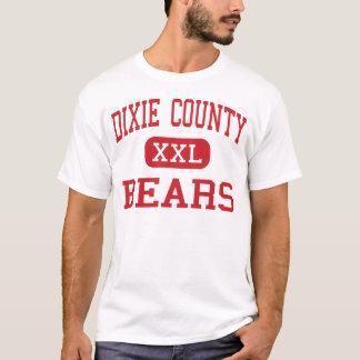 Dixie County - ursos - alto - cidade transversal Camiseta