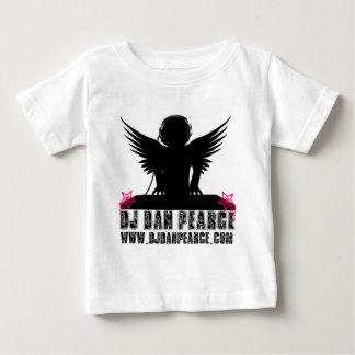 DJ Dan Pearce (bebê) Camiseta Para Bebê