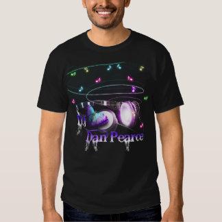 DJ Dan Pearce (homens) Camisetas