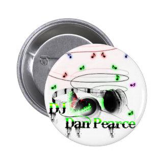 DJ DAN Pearce (pinos) Botons