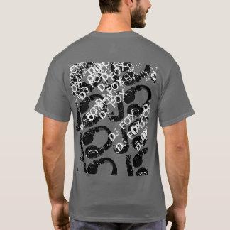 DJ nomeado Camiseta