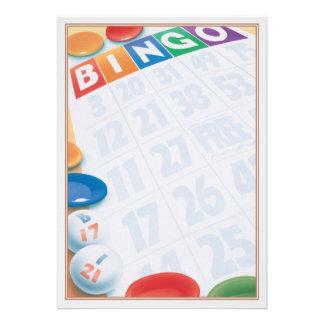 © do Bingo Convite Personalizado