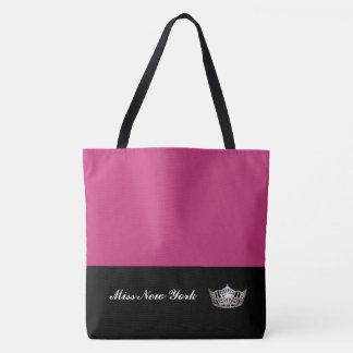 Do bolsa de prata da coroa da senhorita América