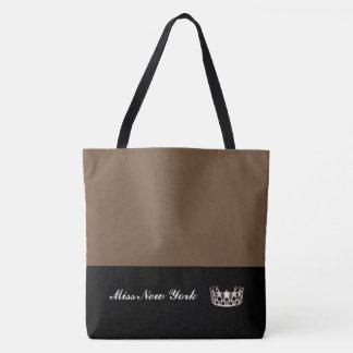Do bolsa de prata da coroa da senhorita EUA