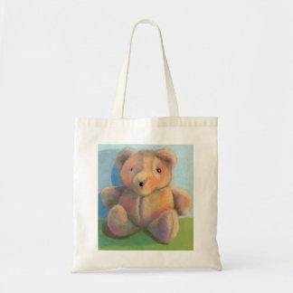 Do brinquedo bonito do luxuoso do urso de ursinho bolsa tote