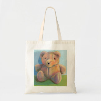 Do brinquedo bonito do luxuoso do urso de ursinho sacola tote budget