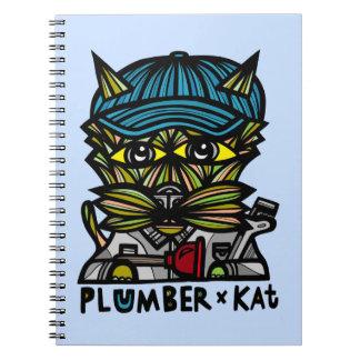 """Do """"caderno espiral do Kat canalizador"""" Caderno Espiral"""