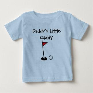 """Do """"camisa do bebê do pouco transportador pai"""" camiseta para bebê"""