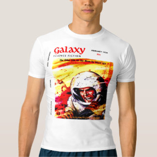 "Do ""capa de revista Sci-Fi-Vintage "" Camiseta"