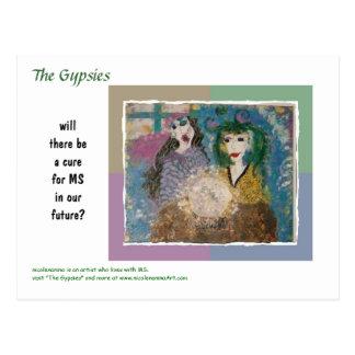 ~ do cartão da consciência do MS os ciganos