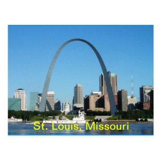 ` Do cartão do Saint Louis