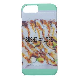 """Do """"caso do iPhone 7 sushi = da vida"""" Capa iPhone 7"""