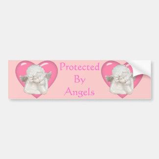 """Do """"design do anjo bebê"""" do querido adesivo"""