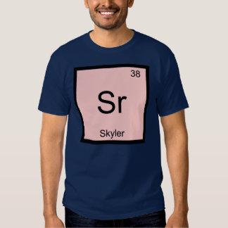Do elemento conhecido da química de Skyler mesa T-shirt