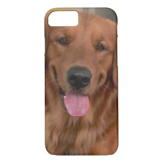 Do golden retriever do iPhone de Samsung capa de