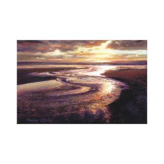 """Do """"impressão das canvas da galeria do redemoinho"""