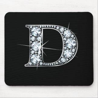 """Do """"impressão Mousepad de Bling diamante"""" de D"""