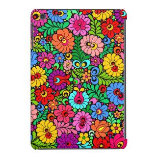 Do iPad floral colorido do Retina de Colorfloral Capa Para iPad Mini Retina