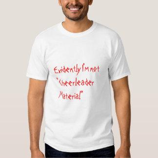 "Do ""material cheerleader "" tshirts"
